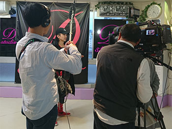 NHK番組「ひるまえほっと」放送