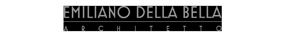 ARCHITETTO EMILIANO DELLA BELLA