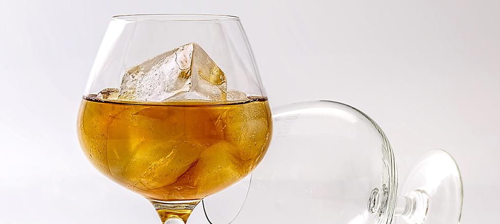 Cognac und Weinbrand