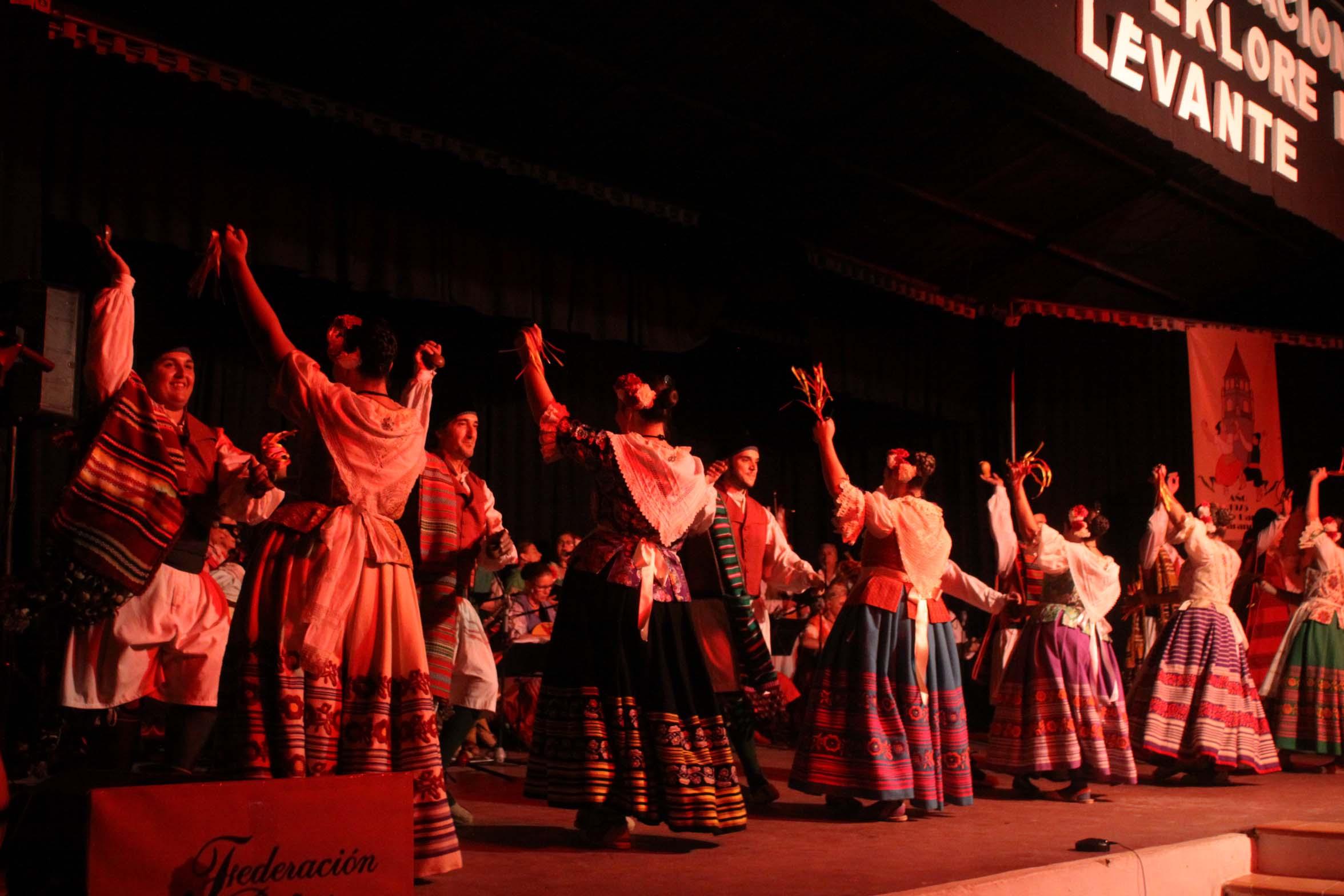 Grupo Coros y Danzas de Zarandona