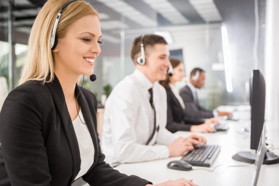 Call- und Servicecenter