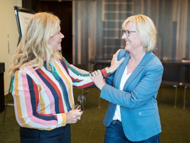 Coachings mit Jutta Lehmann-Willenbrock und Petra Schneider