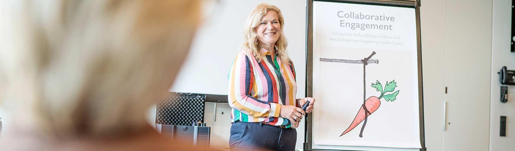 Offenes Präsentationsseminar von Jutta Lehmann-Willenbrock