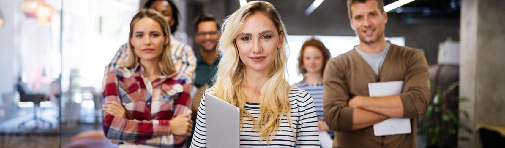 Zielpunktgenaues Coaching für Frauen in Führungspositionen