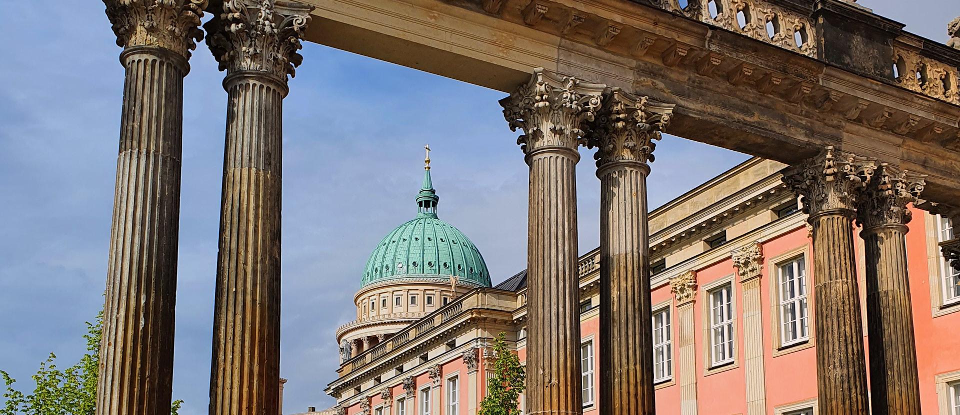 Gutschein Stadtführung Potsdam