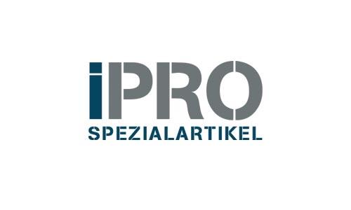 IPro Spezialartikel Logo