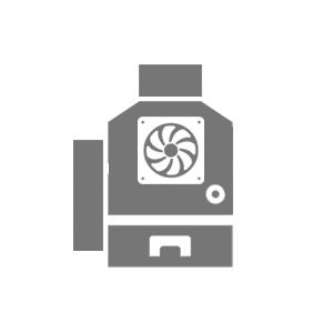 Schaltschrank-Klimatisierung Icon