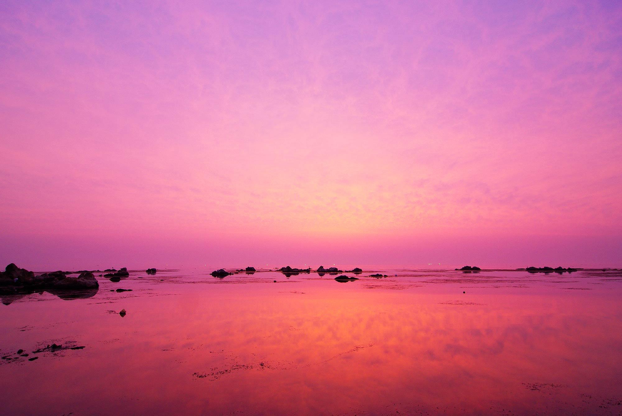 南島幻が撮影した琉球の光