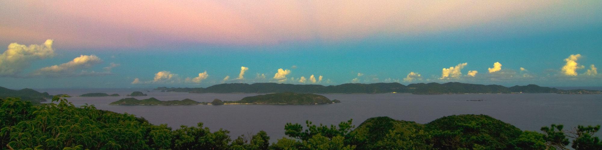 南島幻のフォトギャラリー・琉球の光
