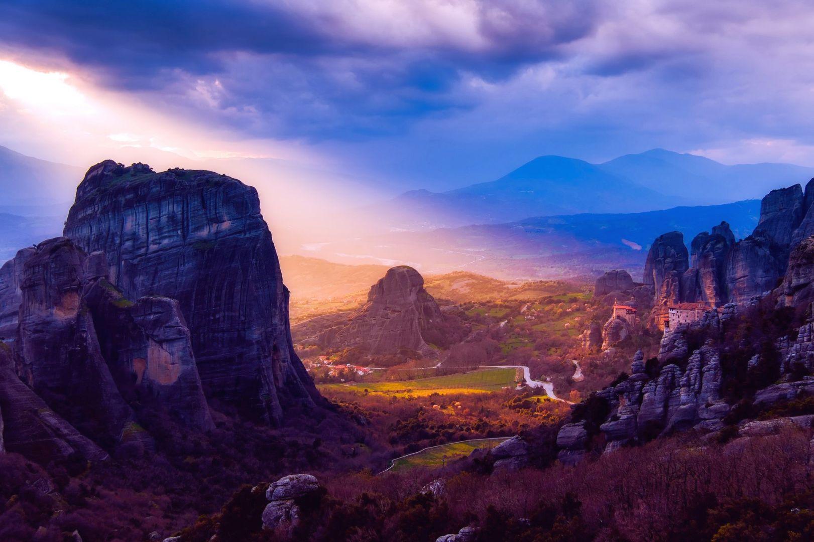 GRIECHENLAND MTB Reise
