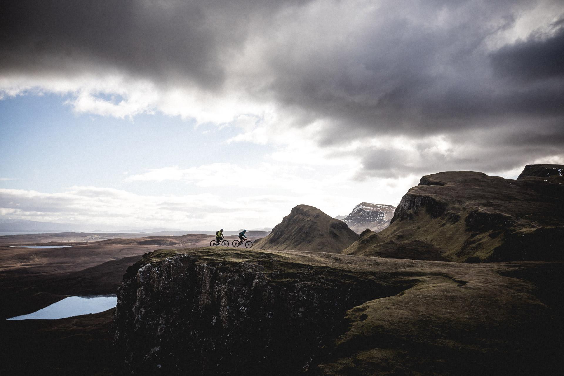 Schottland Enduro