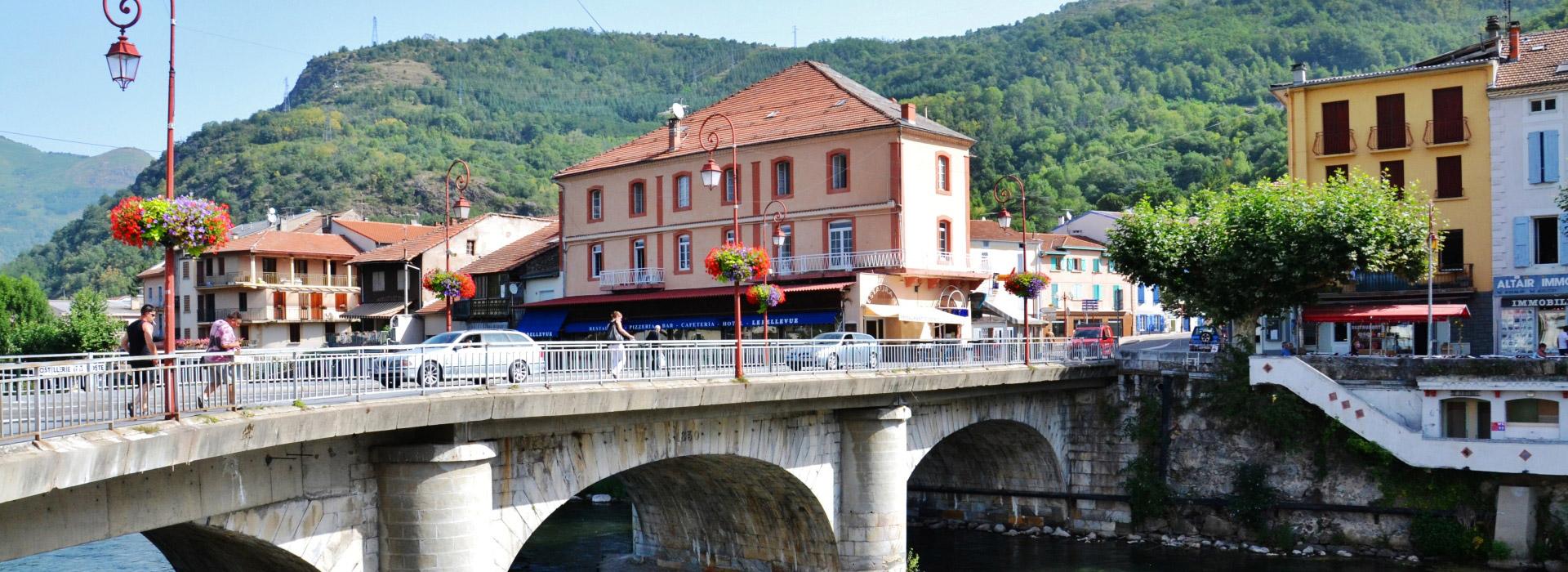 Location de Vélos à Tarascon Sur Ariège - Point Glisse