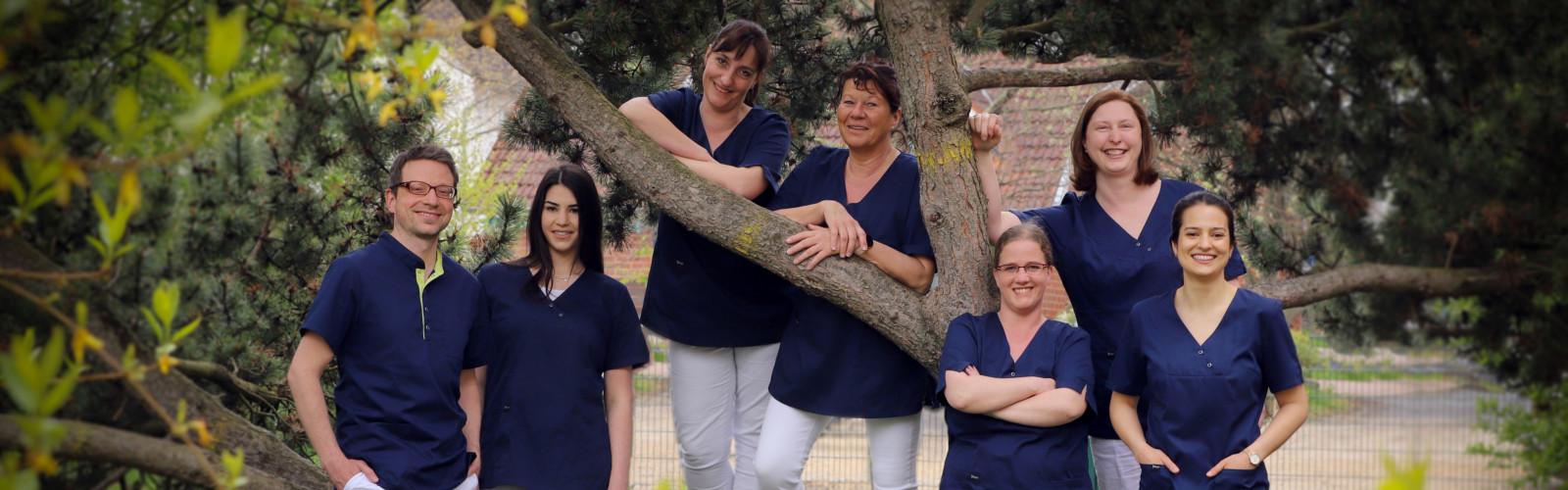 Praxisteam der Zahnarztpraxis in Barsinghausen