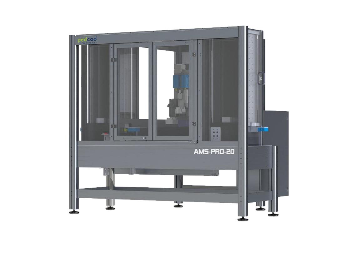 Fräsmaschine AMS-PRO