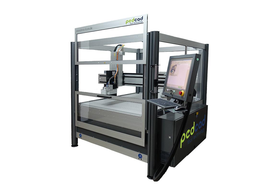 Fräsmaschine MOD-X-PCO