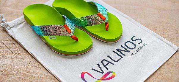 mehr über VALINOS erfahren