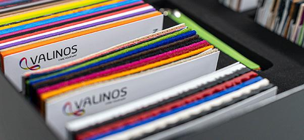 VALINOS-Partner werden