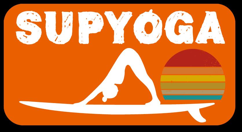 夕やけ SUP Yoga