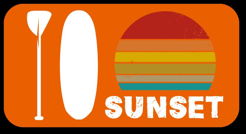 SUPonSunSet