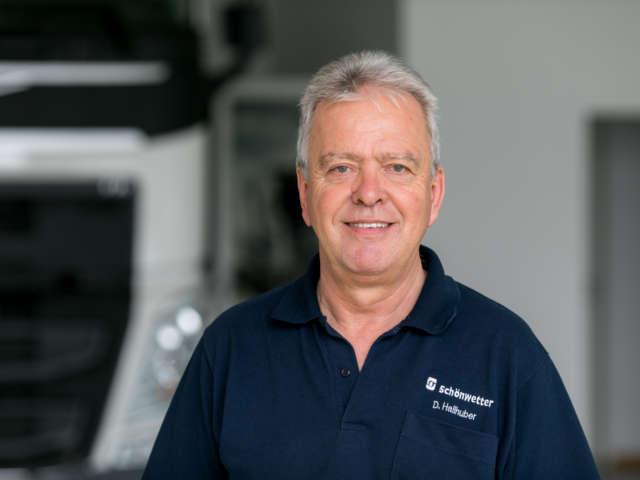 Schönwetter - Dietmar Hallhuber