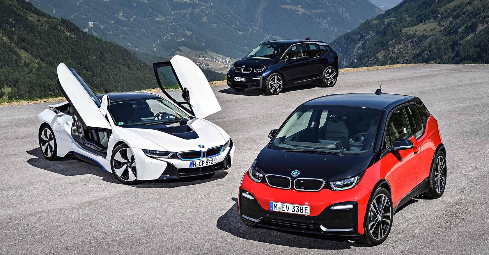BMW i Partner