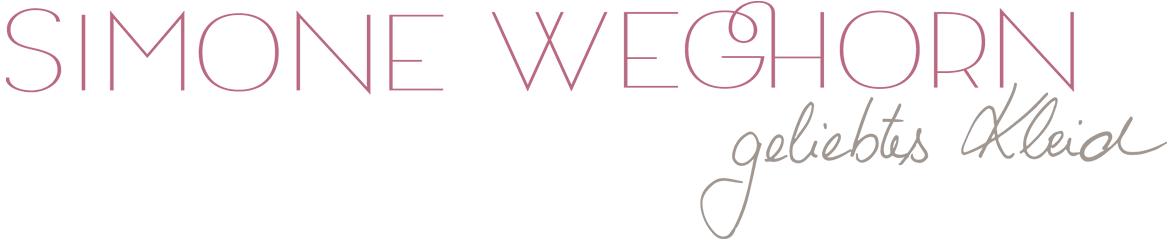 Simone Weghorn – Geliebtes Kleid