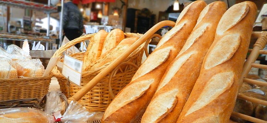 高原のパンやさん