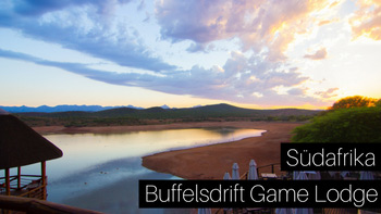 Buffelsdrift Game Lodge in Outdshoorn Südafrika