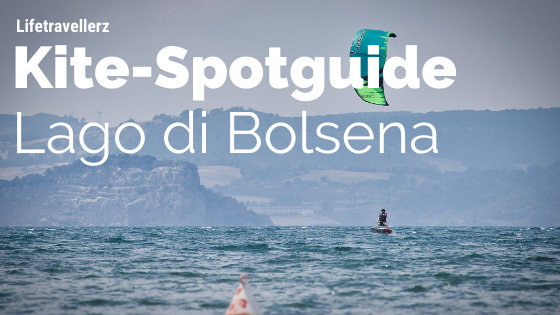 Kitespot Guide Lago di Bolsena Italien