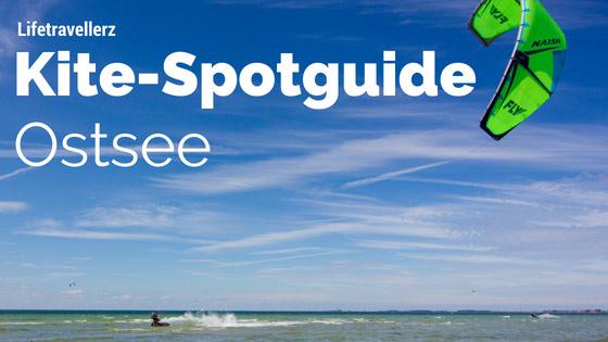 Kitesurf Spotguide Ostsee Deutschland