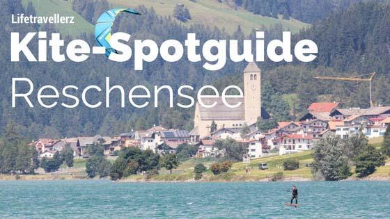 Kitesurf Spotguide Reschensee, Italien