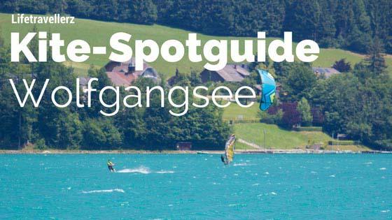 Kitesurf Spotguide Wolfgangsee im Salzburger Land