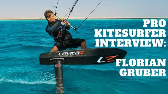 Pro Kitesurfer Interview mit Florian Gruber