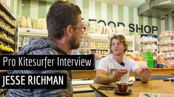 Interview mit Pro kitesurfer Jesse Richman
