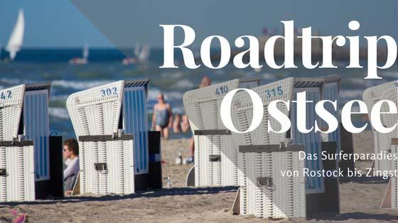 Roadtrip Ostsee, Surferparadies von Warnemünde bis Zingst