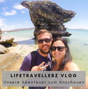 Lifetravellerz VLOG - Reisen, Vanlife und Kitesurfen