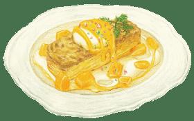 スペシャルフレンチトースト
