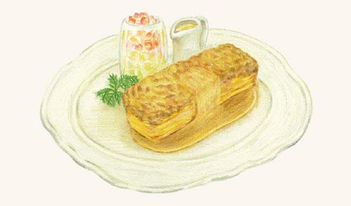 たまご濃厚 フレンチトースト