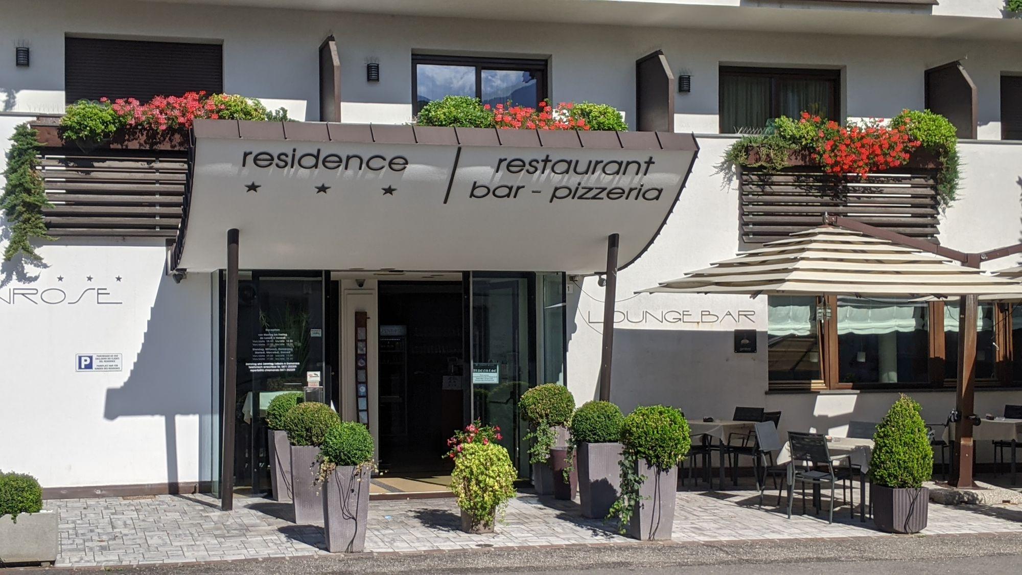 Alpenrose Ristorante pizzeria bar San Giacomo Bolzano