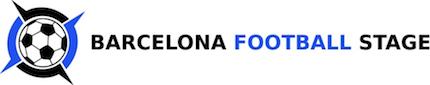 Barcelona Football Stage