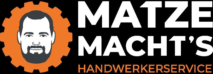 Matze macht's – Handwerkerservice