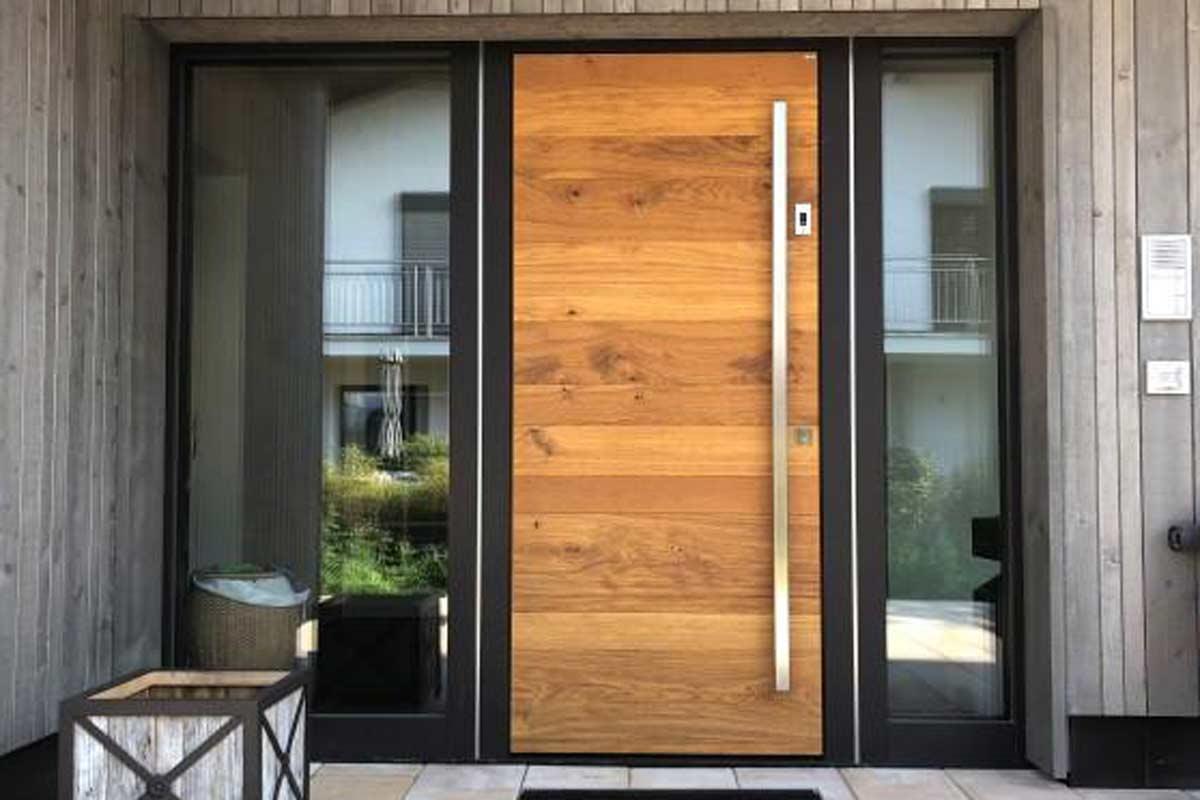 Haustüren von Tomasulo