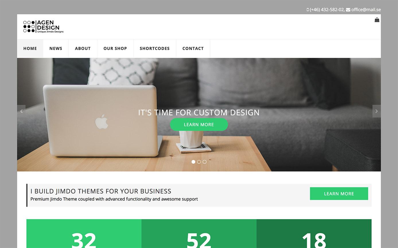 Jimdo Designs   Multilingual Jimdo Websites Best Practice Official Website