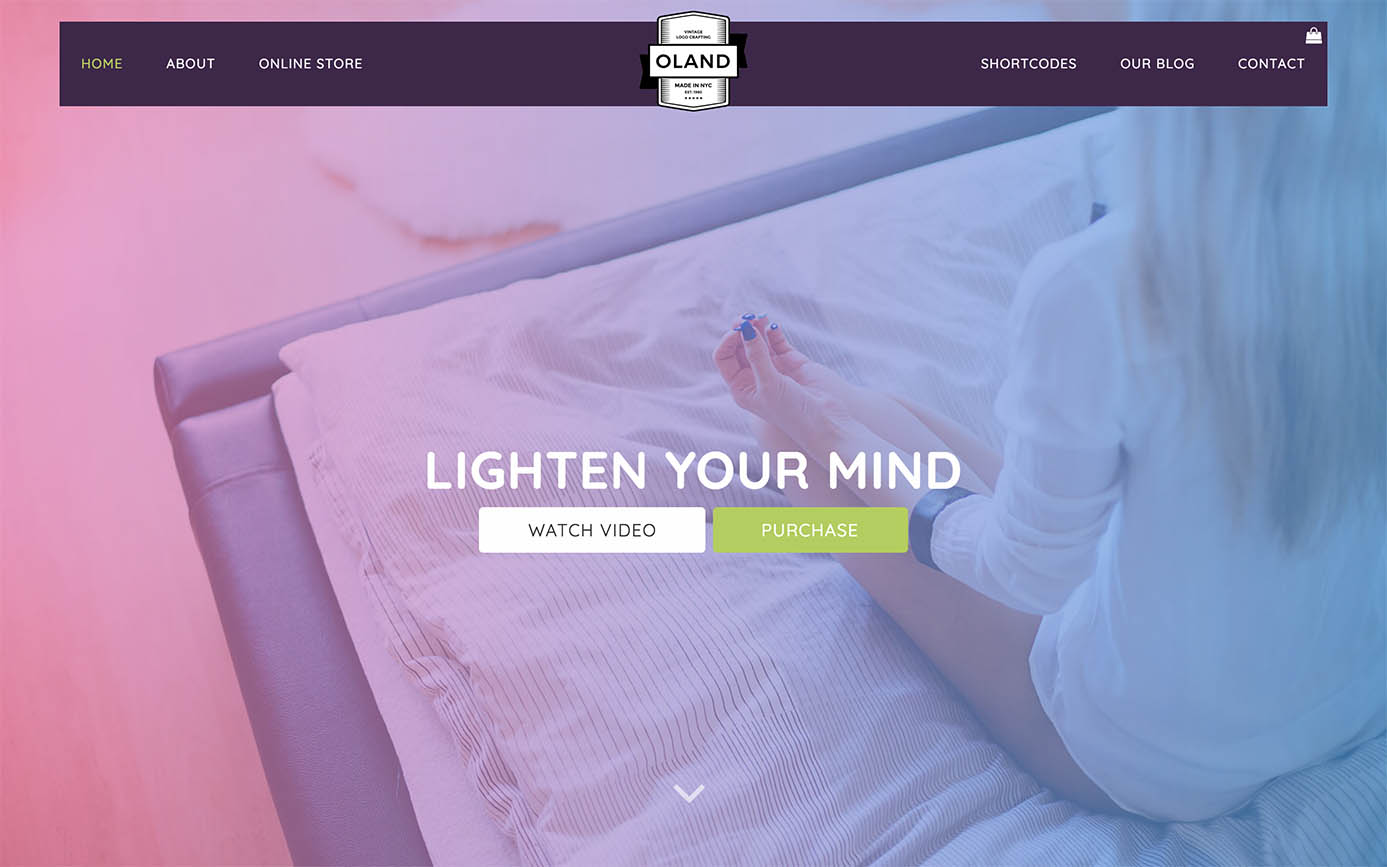 Responsive Jimdo themes - Official website