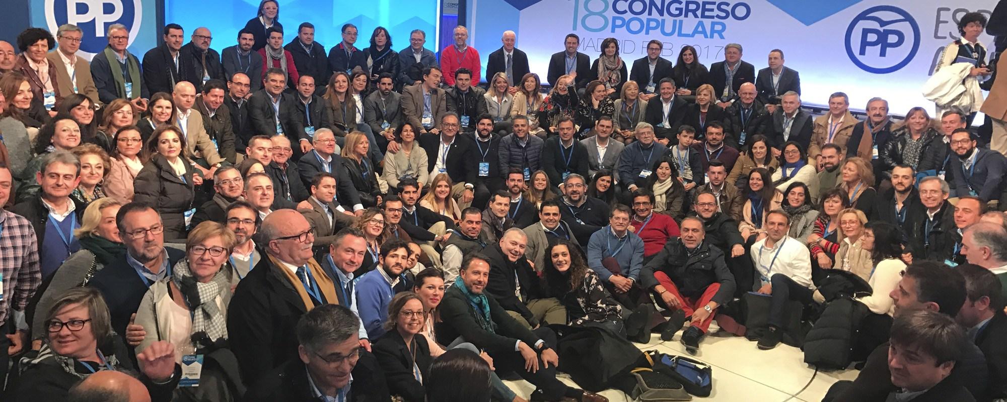 16 Congreso PP Región de Murcia