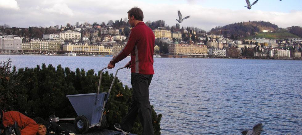 Euro 08 Werbefilm mit Hochzeit-Tauben