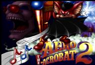 AeroAcrobat2, Juego