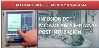infusion sedoanalgesia