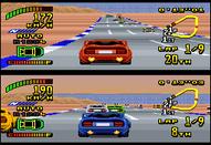 Top Gear 2, juego, SNES
