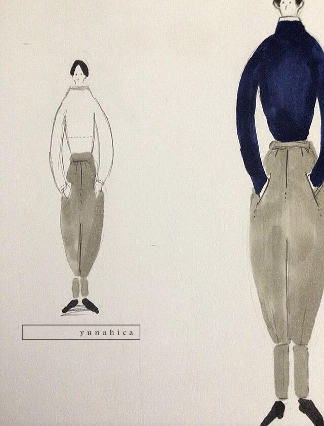yunahica | 上質な素材と着る人の魅力を引き出すデザイン。心地よく、大人に似合う日常着をつくっています。